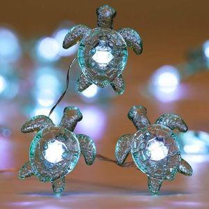 Adorable Sea Turtle Animal Room String LED Light